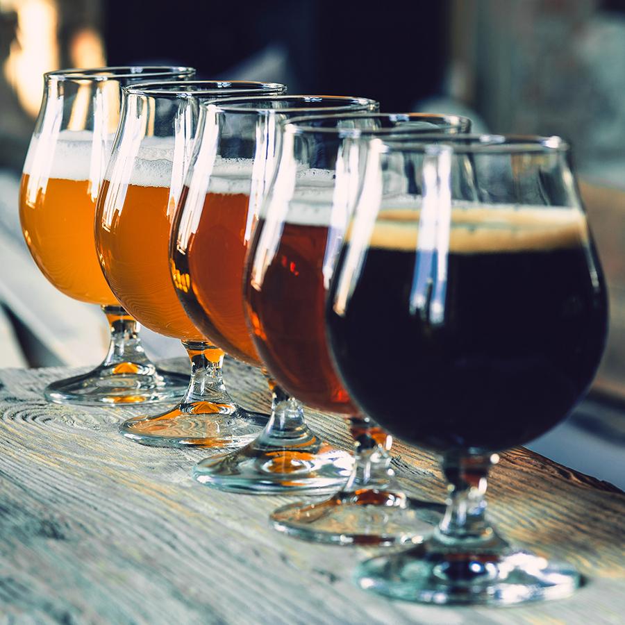 Bier im Irish-Pub Weiz